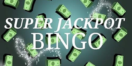 SUPER JACKPOT BINGO tickets