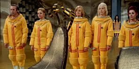 Free Film Lecture: East German Science Fiction Cinema tickets
