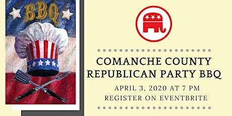 Comanche County BBQ Fund Raiser tickets