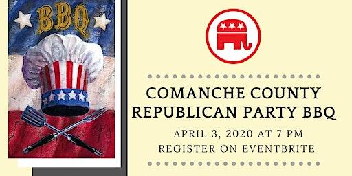 Comanche County BBQ Fund Raiser