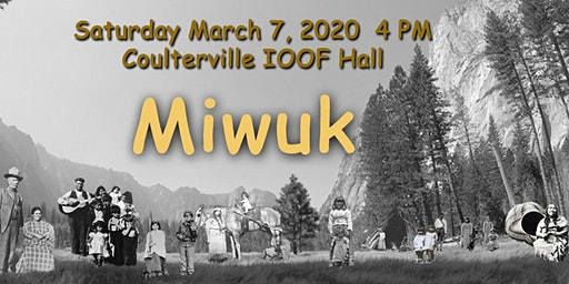 Miwuk  Coulterville