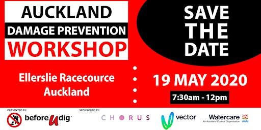 Auckland Damage Prevention Workshop 2020
