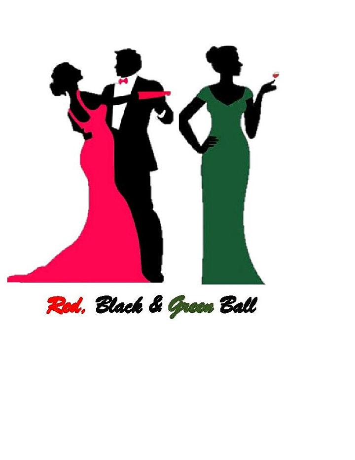 3rd Annual Red, Black And Green Ball image