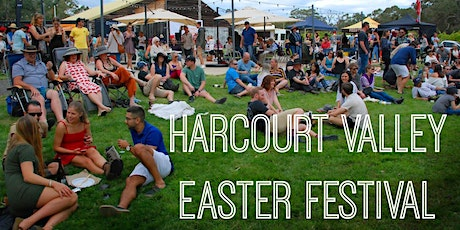 Harcourt Valley Easter Festival tickets