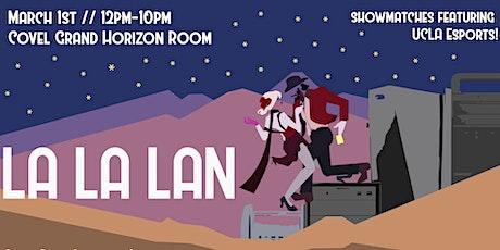 UCLA La La LAN Winter 2020 tickets
