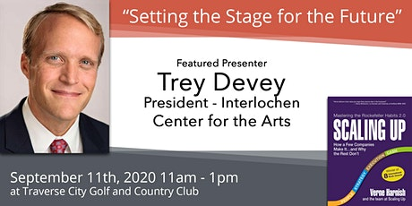 """Sep 11th - Trey Devey, """"Setting the Stage for the Future"""" tickets"""