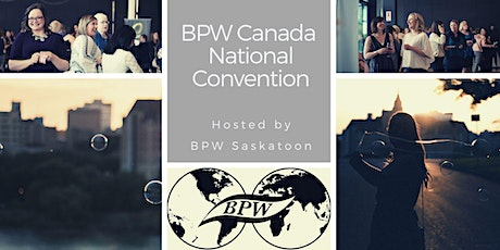 BPW Canada's 47th Biennial National Convention Tickets