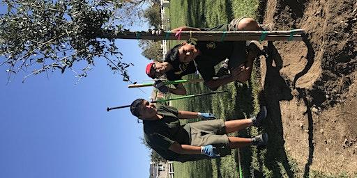 Green Crew Tree Planting in Rancho Cucamonga #3