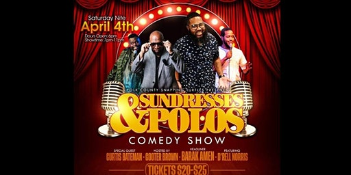Polk County  Snapping Turtles  Presents Sundresses and Polos Comedy Show