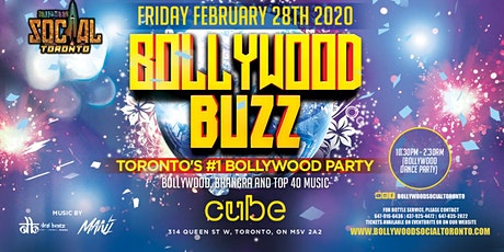 BOLLYWOOD BUZZ - February Special tickets