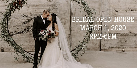 Bridal Open House & Tasting tickets