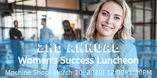 Women's Success Luncheon