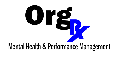 Mental  Health & Performance Management: An Innovative Approach tickets