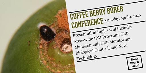 Coffee Berry Borer Conference 2020