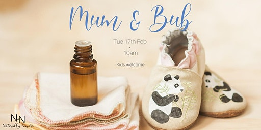 Essential Oils for Mum & Bub