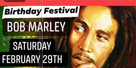 CINCINNATI 19TH ANNUAL BOB MARLEY BIRTHDAY TRIBUTE tickets