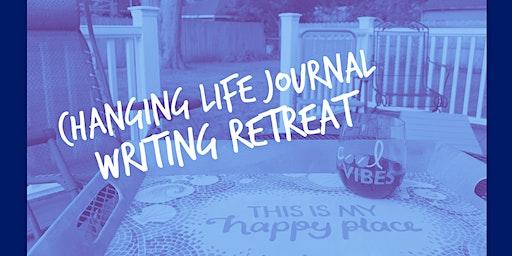 Changing Life Journal Writing Retreat