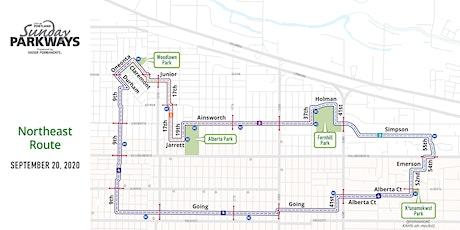 2020 Sunday Parkways - Northeast Portland - Volunteer September 20th tickets