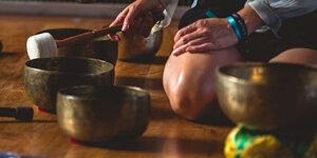 Restorative Yoga Sound Bath - Relax your body and Clear your mind tickets
