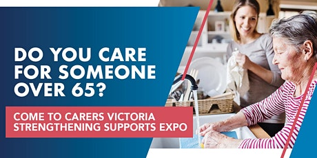 Carers Victoria Strengthening Supports Expo: Latrobe tickets
