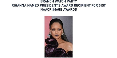 Orange County Branch NAACP Image Awards WATCH PARTY tickets