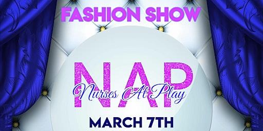Nurses at play Fashion show