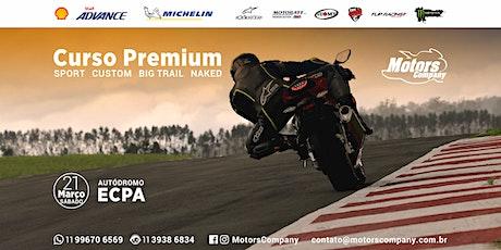 Curso de Pilotagem Premium ingressos