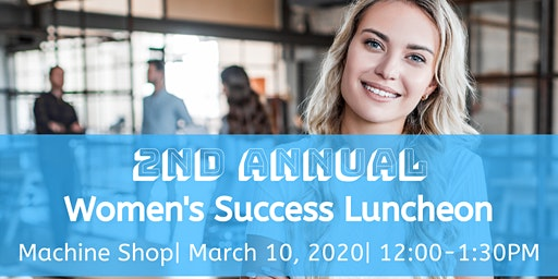 Women's Success Luncheon