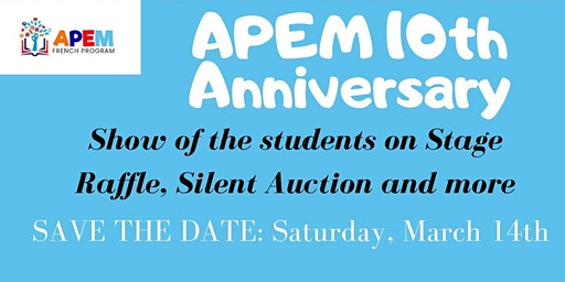 APEM 10 years Anniversary - Students Show