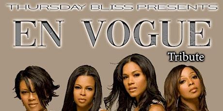 Thursday Bliss Presents: An En Vogue Tribute tickets