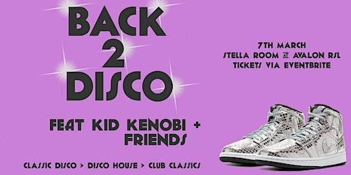 Takin it Back to Disco