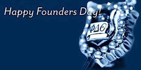 2020 Phi Delta Theta Founders Day Celebration tickets