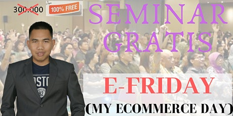 FREE WEBINAR  e-Friday (my eCommerce day) 2020 tickets