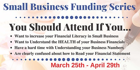 Small Business Funding Series tickets