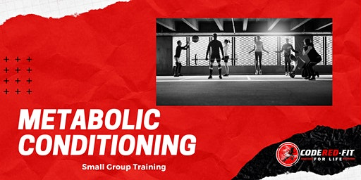 Metabolic Conditioning Small Group Training