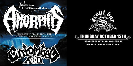 AMORPHIS - POSTPONED - NEW DATE COMING SOON tickets