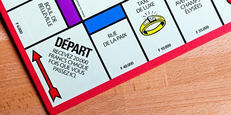 Conversational DC: French Board Game Night (February 19) tickets