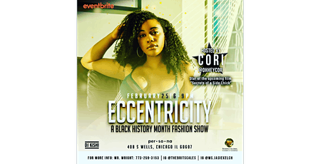 Eccentricity: A Black History Month Fashion Show tickets
