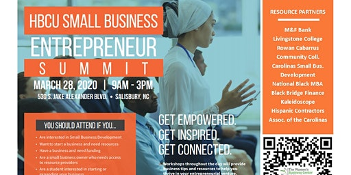 HBCU Small Business Entrepreneur Summit