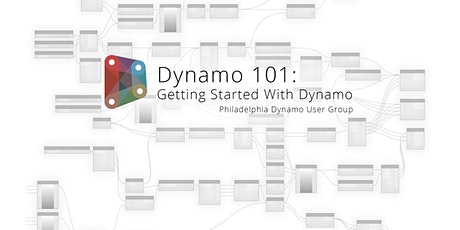 Dynamo 101: Getting Started with Dynamo tickets