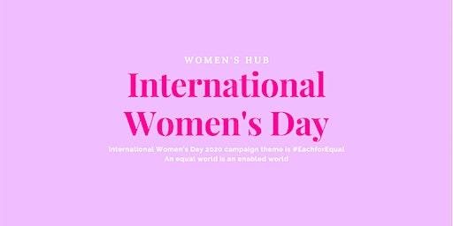 International Women's Day Dinner