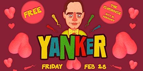 Yanker! tickets