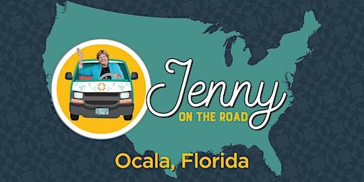 Jenny on the Road: Ocala, Florida *** Added Show! ***
