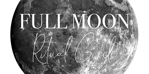 Full Moon Ritual Circle