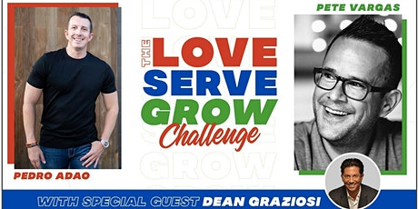 Love, Serve, Grow Challenge - Fast Track to Impact & Income for Entrepreneurs tickets