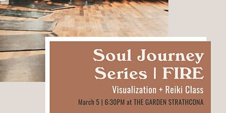 Soul Journey Series | Visualization with Reiki | S tickets