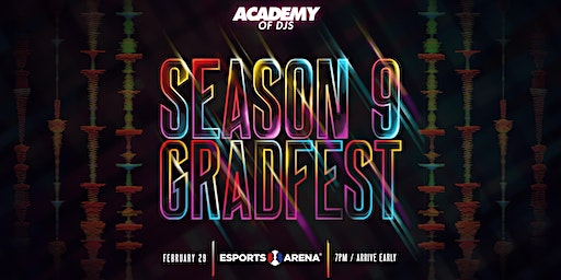 Academy of DJs Season 9 Grad Fest