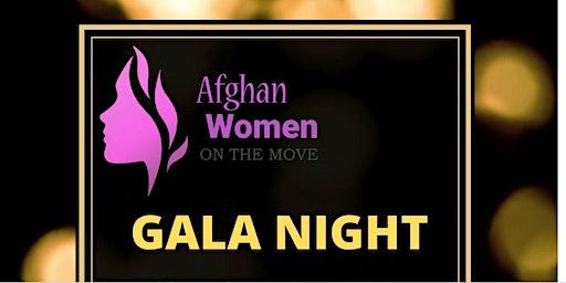 Afghan Women on the Move Inc Gala Night