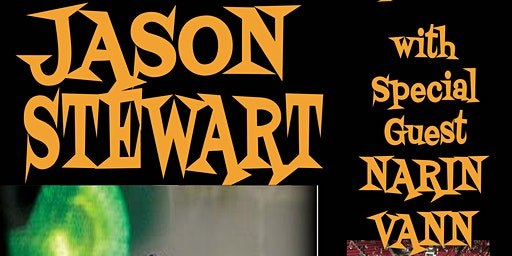 Live Comedy: Jason Stewart and Narin Vann