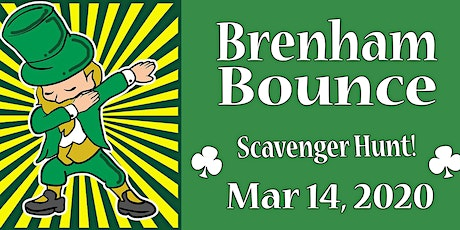 March 14 - St. Patrick's Day Party - Downtown Brenham Bounce tickets